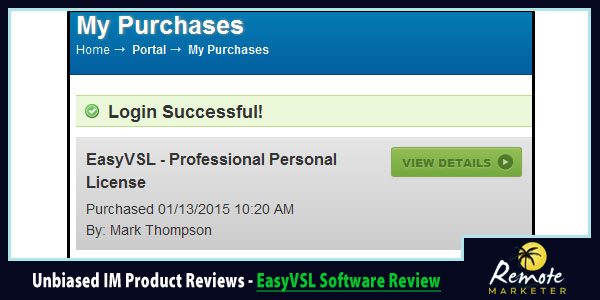 EasyVSL Review – New Software Creates Video Sales Letters