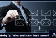 email marketing tip - how to write the best email subject lines in the world