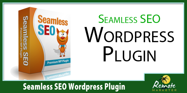 Seamless SEO Review – The On-Page SEO Plugin For WordPress
