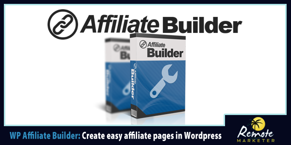 affiliate builder wordpress plugin